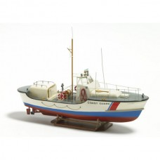 100 U.S. Coast Guard Rescue Boat