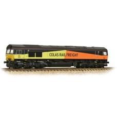 CLASS 66   No 66846 COLAS