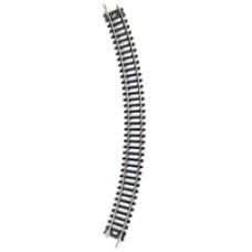 Curved Track 1st Radius 228.6mm Arc 45°