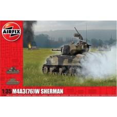 M4A3(76)W, Battle of the Bulge, Sherman