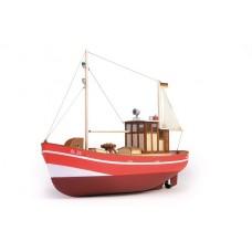 1 : 60 Scale Fishing Cutter Anja SL 35 Kit