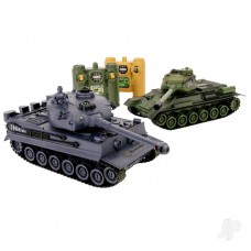1:28 2.4GHz Battle Tanks
