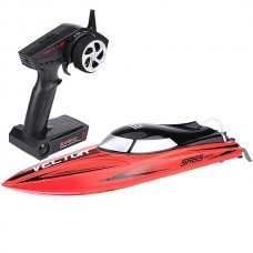 VOLANTEX RACENT VECTOR SR65 BRUSHED  RTR RED