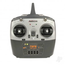 RadioLink T8FB 2.4GHz 8-Channel Transmitter with 2x R8EF Receivers