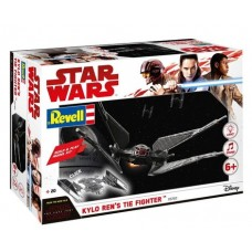 KYLO REN's TIE FIGHTER BUILD AND PLAY KIT