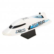 """Jet Jam 12"""" Pool Racer, White: RTR"""