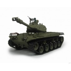 1:16 US M41A3 Walker Bulldog (2.4GHz+Shooter+Smoke+Sound)