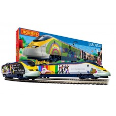 The Beatles 'Yellow Submarine' Eurostar Train Set