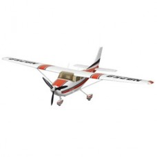 FMS CESSNA 182 RTF W/2.4GHZ 1400MM SPAN - NEW MK2 - RED