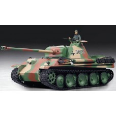 Henglong 1:16 German Panther Type G (2.4GHz+Shooter+Smoke+Sound)