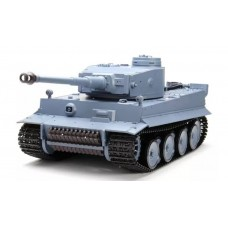 Henglong 1:16 German Tiger I with Infrared Battle System (2.4Ghz + Shooter + Smoke + Sound)