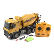 HUINA 1/14th SCALE 10CH 2.4G RC MIXER TRUCK