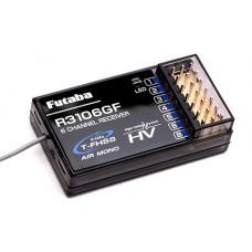 Futaba R3106GF 3-Channel Receiver 2.4GHz T-FHSS