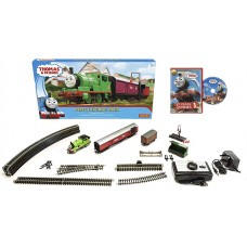 Percy and The Mail Train Set