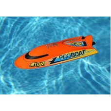"Jet Jam 12"" Pool Racer, Orange: RTR"