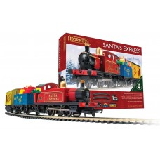 Santa's Express Christmas Train Set Hornby
