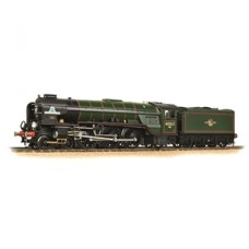 LNER A1 60163 'Tornado' BR Lined Green (Early Crest)